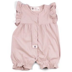 Other - Mila Taupe Short Sleeve Bubble Onepiece